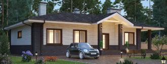 Остекление кирпичного дома