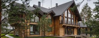 Фасадное остекление домов