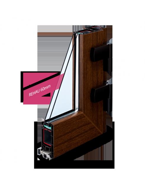 Двери Rehau 60